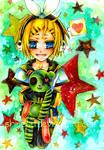 Kagamine Rin: Present