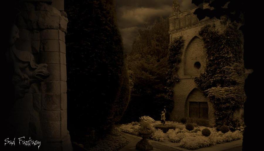 The Gothic Garden By Sad Fantasy ...