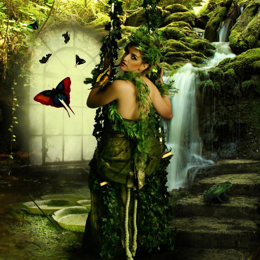 Nature's garden by Duchess-bgd