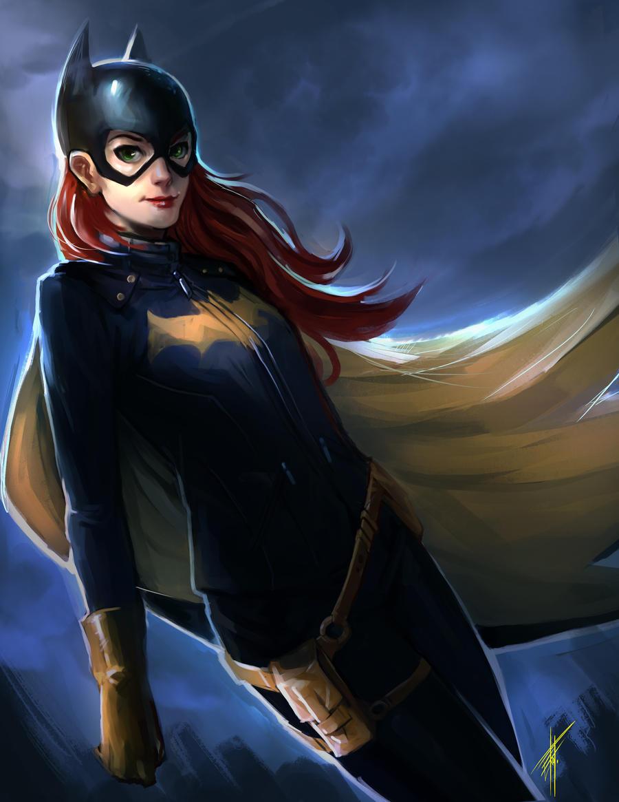 Batgirl 2014 by eko999