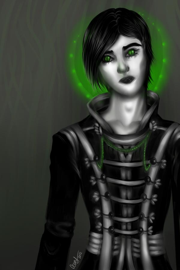 Black uniform by PollWybie