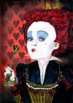 alice in wonderland: red queen