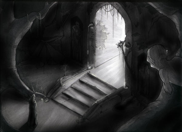 The Gates of Mirkwood by redrab8t