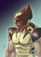 Wolvie by redrab8t