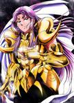Saint Seiya - MU- Final by Iso-pI