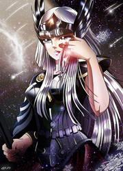 Saint Seiya - Hilda - Final by Iso-pI