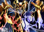 Saint Seiya - GEMEAUX - Final