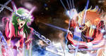 SAINT SEIYA - Shun vs Mime - FINAL