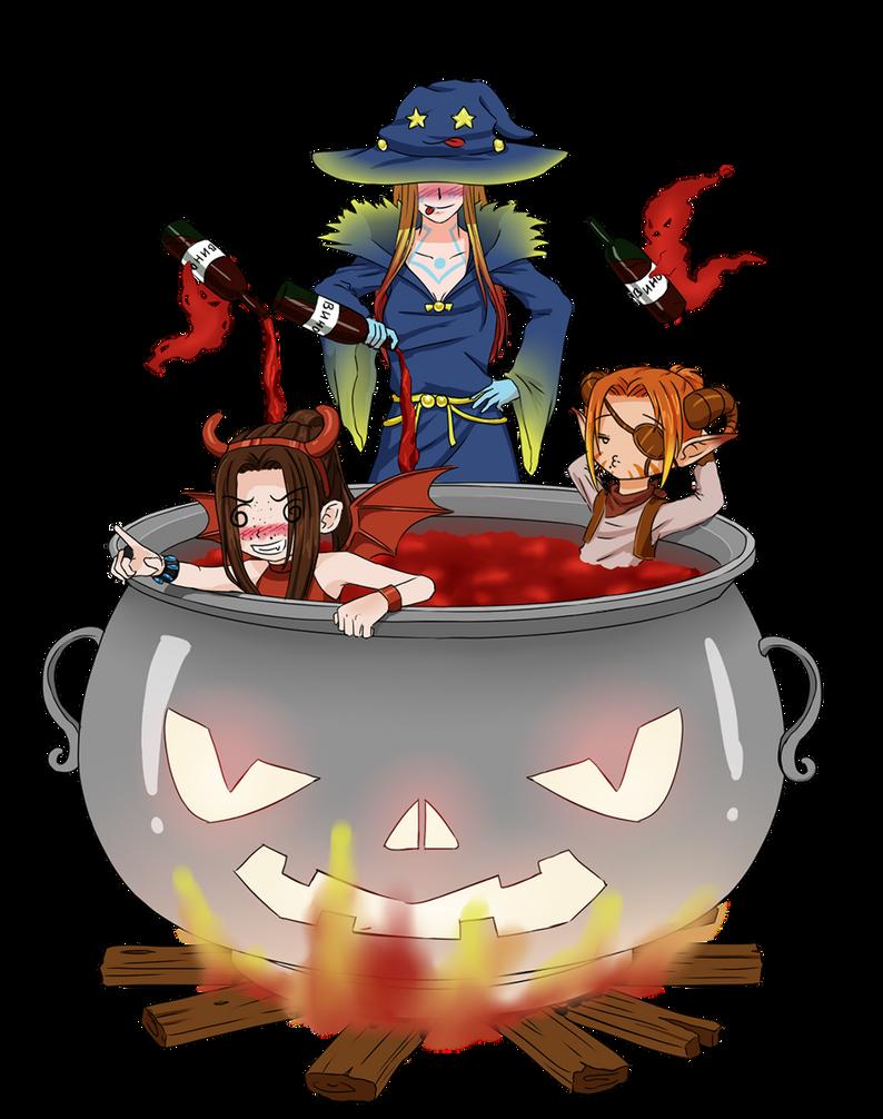 FM: Halloween by DarkLisenok