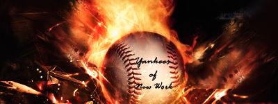 Bola de los Yankees
