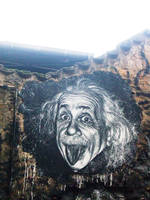 Albert Einstein by Jona25