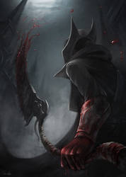 Bloodborne by Bufflmina