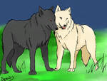 Wolf Sisters