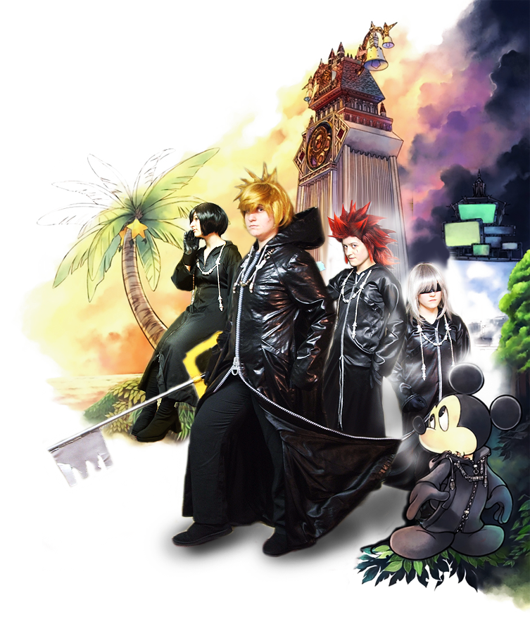 Tujisaki Kingdom Hearts 358 2 Days Kingdom Hearts Ii: Kingdom Hearts : 358-2 Days By ShinraiFaith On DeviantArt