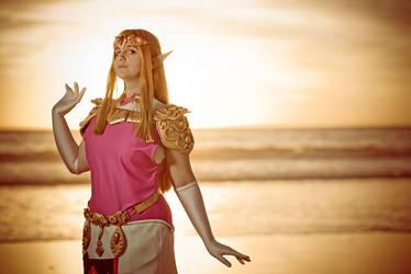 Goddess of Imaginary Light by ShinraiFaith