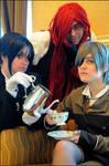 Tea for Three?