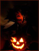 Sora the Pumpkin King by ShinraiFaith