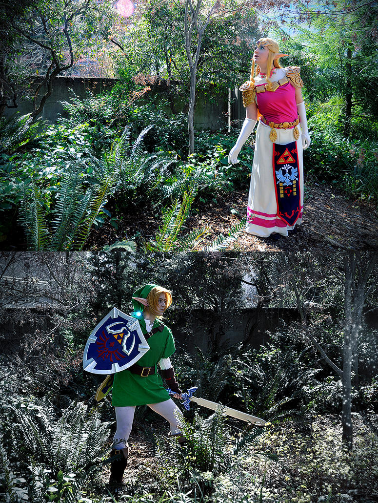 Zelda: 7 Years Pass by ShinraiFaith