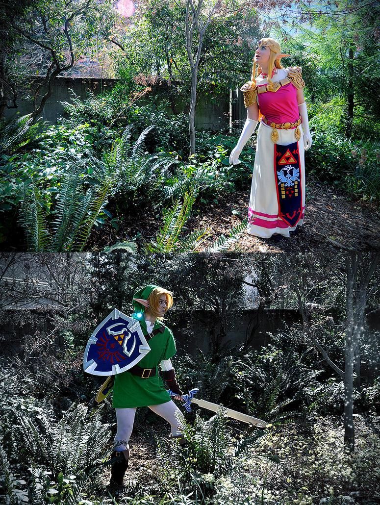 Zelda: 7 Years Pass by ShinraiFaith