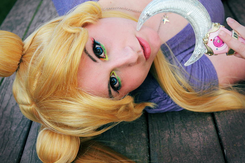 Sailor Moon: Senshi Make-Up by ShinraiFaith