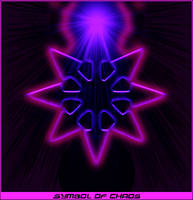 symbol of chaos by nihilitycreation