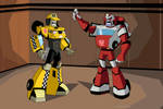 Commish-CAB and Ratchet