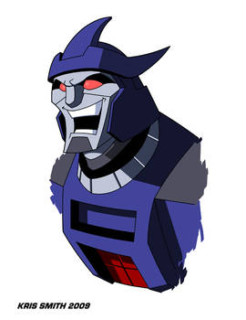 Crazy Galvatron is Crazy