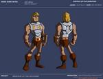 AP Battle Armor He-Man
