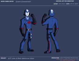 AP Cobra Commander by KrisSmithDW
