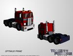 Transformers: IGNITION - Optimus Prime (Alt Mode)