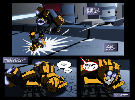 Transformers: IGNITION - Page 8