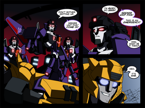 Transformers: IGNITION - Page 9