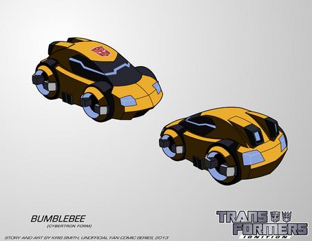 TF:Ignition - Bumblebee (Cybertron Vehicle Mode)