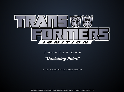 Transformers: IGNITION - Page 1