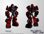 TF:Ignition - Ironhide (Cybertron Robot Mode)