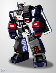 TF:Ignition-esque Fortress Maximus