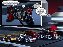 Transformers: IGNITION - Page 17 by KrisSmithDW