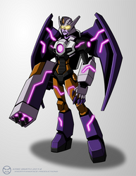 WfC-style Thunderblast by KrisSmithDW