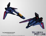TF:Ignition - Thundercracker (Cyb. Alt Mode)