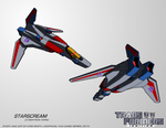 TF:Ignition - Starscream (Cyb. Alt Mode)