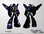 TF:Ignition - Skywarp (Cyb. Robot Mode)