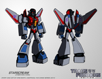 TF:Ignition - Starscream (Cyb. Robot Mode)