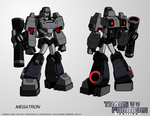 TF:Ignition - Megatron (Robot Mode)