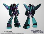 TF:Ignition - Slipstream (Cybertron Mode)