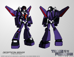 TF:Ignition - Seeker (Female, Cybertron Mode)