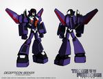 TF:Ignition - Seeker (Male, Cybertron Mode)
