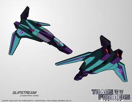 TF:Ignition - Slipstream (Cyb Alt Mode) by KrisSmithDW