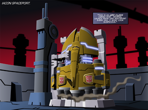 Transformers: IGNITION - Page 22