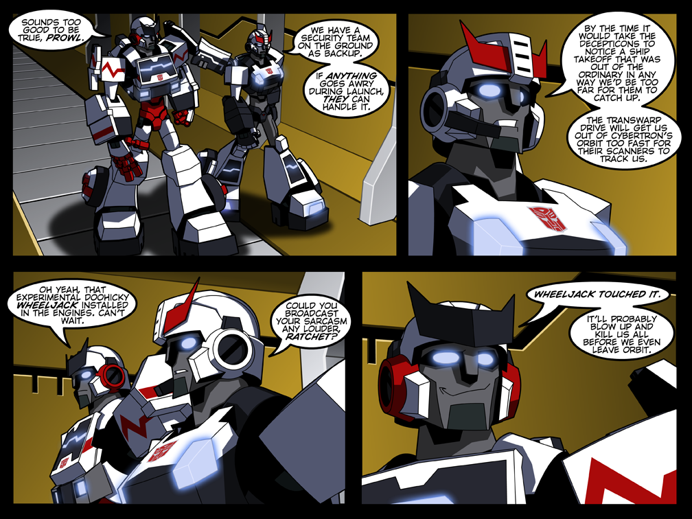 Transformers: IGNITION - Page 23
