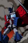 DCJosh Optimus